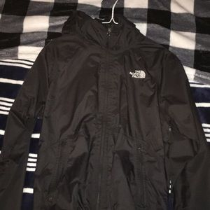 The North Face Rainproof windbreaker
